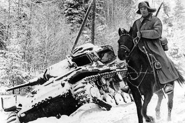 Сабли в ножны кризис русской кавалерии второй половины
