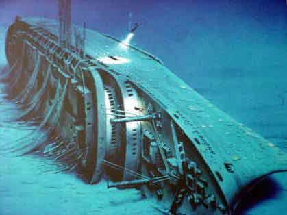 адмирал нахимов фото под водой